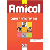 Amical 2 - Exercices + Cd Audio - Sylvie Poisson-quinton
