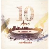 Jorge e Mateus - 10 Anos (CD) - Jorge e Mateus