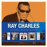 Coleção Ray Charles - Original Album Series (CD) - Ray Charles