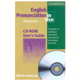 English Pronunciation in Use Advanced - Cd-Rom User's Guide (CD) -