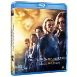 Os Instrumentos Mortais - Cidade dos Ossos (Blu-Ray) - Jared Harris, Lena Headey, Jonathan Rhys Meyers