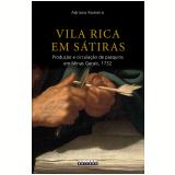 Vila Rica Em Sátiras - Adriana Romeiro