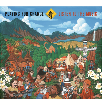 Playing For Change - Listen To The Music (CD)