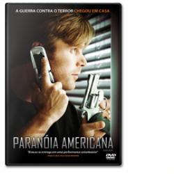 DVD - Paranóia Americana - Peter Krause - 7899307911606