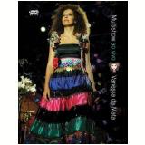 Multishow Ao Vivo - Vanessa da Mata (DVD) - Vanessa da Mata