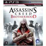 Assassin's Creed Brotherhood (Manual em Portugu�s) (PS3) -