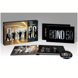 Cole��o 007 - Bond 50  (22 Discos) (Blu-Ray) -