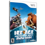 Ice Age: Continental Drift - Arctic Games (Wii) -