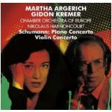 Nikolaus Harnoncourt (152) - Schumann: Piano & Violin Concertos (CD) - Nikolaus Harnoncourt (152)