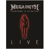 Megadeth - Countdown To Extinction - Live (DVD) - Megadeth