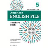 American English File - Level 5 - Teacher's Book -