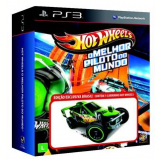Hot Wheels - O Melhor Piloto Do Mundo (PS3) -
