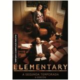 Elementary A Segunda Temporada (DVD) - Lucy Liu, Aidan Quinn