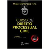 Curso De Direito Processual Civil - Misael Montenegro Filho