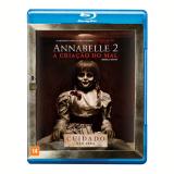 Annabelle 2 - A Criação do Mal (Blu-Ray) - Anthony Lapaglia, Miranda Otto, Stephanie Sigman