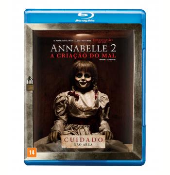 Annabelle 2 - A Criação do Mal (Blu-Ray)