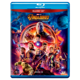 Vingadores - Guerra Infinita (Blu-Ray 3D) - Robert Downey Jr., Mark Ruffalo