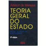 Teoria Geral do Estado 8� Edi��o - Aderson de Menezes