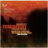Osesp - Tchaikovsky: Sinfonia N4 Em Fá Menor, Op.36 (CD) - Osesp