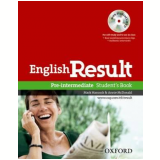 English Result Pre-Intermediate Student Book With Dvd Pack -