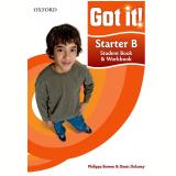 Got It! Starter B Student Book - Workbook -