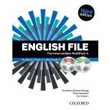 English File Pre-intermediate Multi-pack A With Itutor And Ichecker - Third Edition - Oxenden Et Al