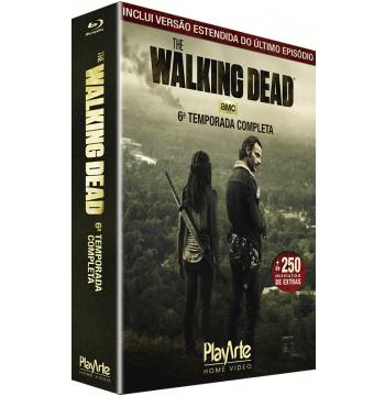 The Walking Dead - 6ª Temporada (Blu-Ray)