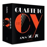 Box - Quarteto Em CY - Anos 60 / 70 - Ao Vivo (CD) - Quarteto em Cy