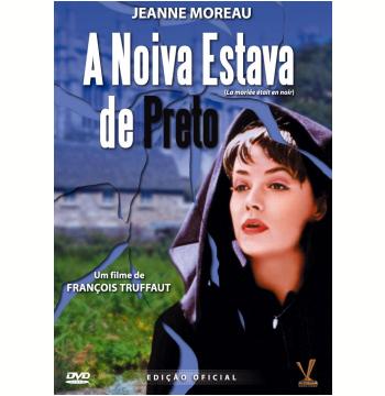 """Resultado de imagem para Jeanne Moreau, """"A Noiva Estava de Preto"""""""