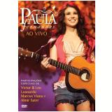 Paula Fernandes Ao Vivo (DVD) - Paula Fernandes