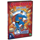 Superman Super Vilões: Bizarro (DVD) - Desenho