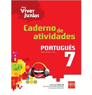 Português 7º Ano - Caderno de Atividades - Ensino Fundamental II