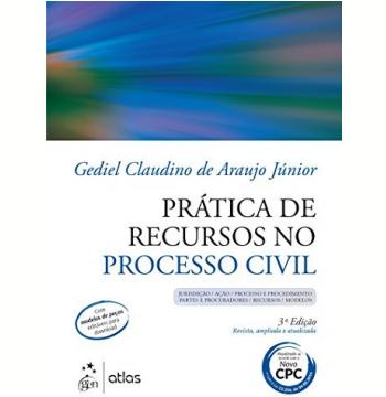 Prática De Recursos No Processo Civil