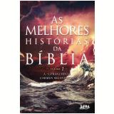 As Melhores Histórias Da Bíblia (Vol. 1) - Carmen Seganfredo, A.S Franchini