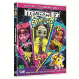 Monster High: Eletrizante (DVD)
