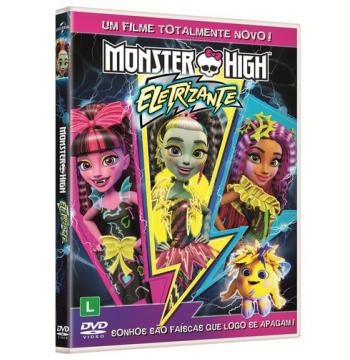 Monster High: Eletrizante (DVD)
