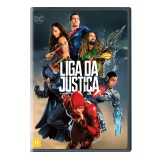 Liga da Justiça - Capa Exclusiva (DVD) - Ben Affleck