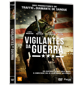 Vigilantes da Guerra (DVD)
