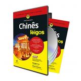 Chinês Para Leigos - Curso Em Áudio + CD - Mengjun Liu, Mike Packevicz