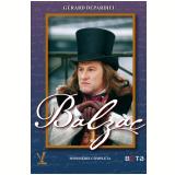 Balzac - Minissérie Completa (DVD) - Gérard Depardieu, Jeanne Moreau, Claude Rich