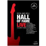 Box Rock and Roll - Hall of Fame - Volume 1 ao 3 (DVD) - Vários