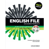 English File Intermediate Multi-Pack B With Itutor And Online Skills - Third Edition -