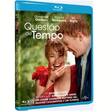 Questão De Tempo (Blu-Ray)