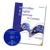 Macmillan English Grammar In Context With Cd-Rom-Intermediate (With Key) - Michael Vince