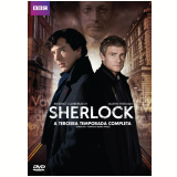 Sherlock - 3� Temporada Completa (DVD) - Martin Freeman