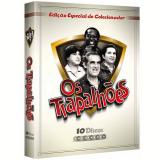 Os Trapalhões  (Vol. 1) - 10 Discos (DVD) - Daniel Filho (Diretor)
