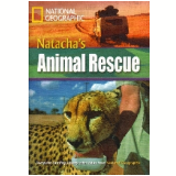 Footprint Reading Library - Level 8  3000 C1 - Natacha´s Animal Rescue - American English - Rob Waring