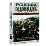 Box 1ª Guerra Mundial em Cores - Vol. 1 e 2 (DVD) - George Marshall (Diretor)