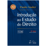 Introdução ao Estudo do Direito - 39ª Ed. 2017 - Paulo Nader