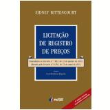 Licitação de Registro de Preços - Sidney Bittencourt